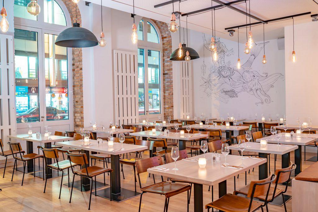 Kulinarische Griechische Restaurant Bar